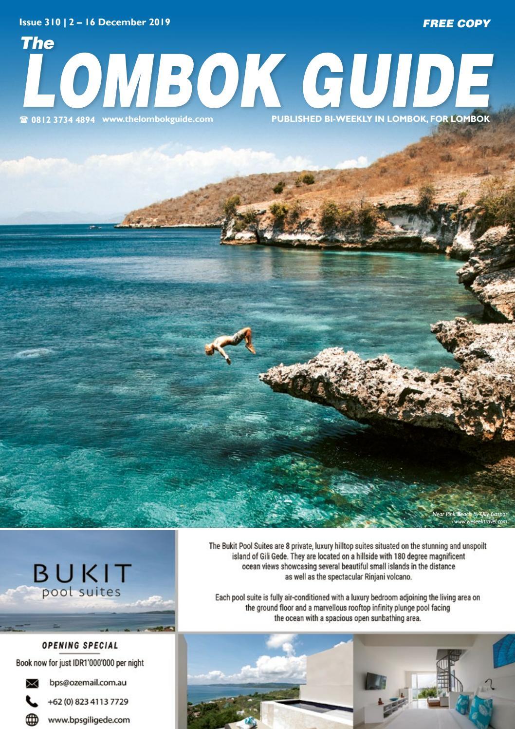 The Lombok Guide Issue 310 By The Lombok Guide Issuu