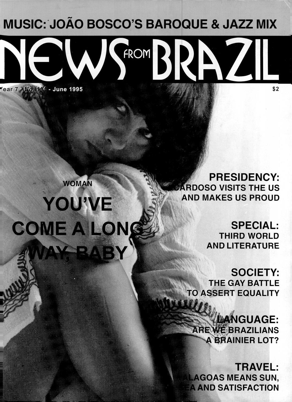 Brazzil Year 7 Number 114 June 1995 By Brazzil Magazine Issuu