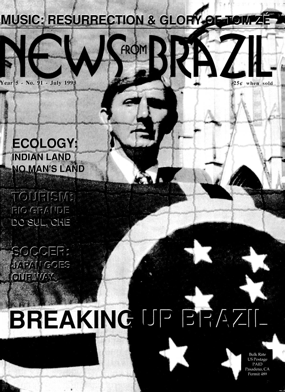 Brazzil Year 5 Number 91 July 1993 By Brazzil Magazine Issuu