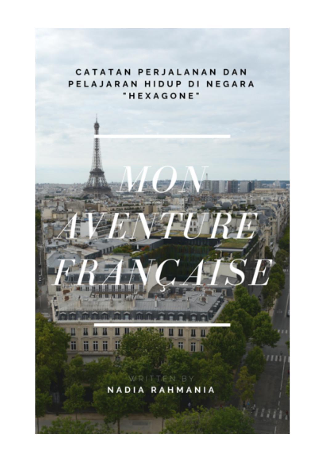 Mon Aventure Fran§aise By Nadia Rahmania Grandis Issuu