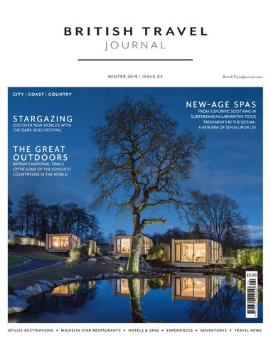 British Travel Journal Winter 2019 By Contista Media Issuu