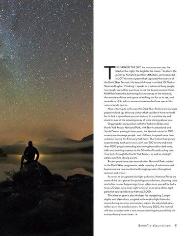 Page 41 of Star Gazing - Dark is the night