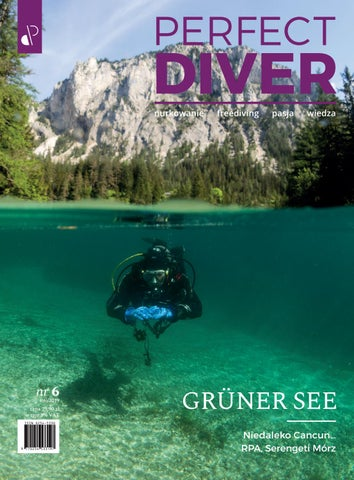 Perfect Diver Magazyn Nr 6 By Perfectdiver Issuu