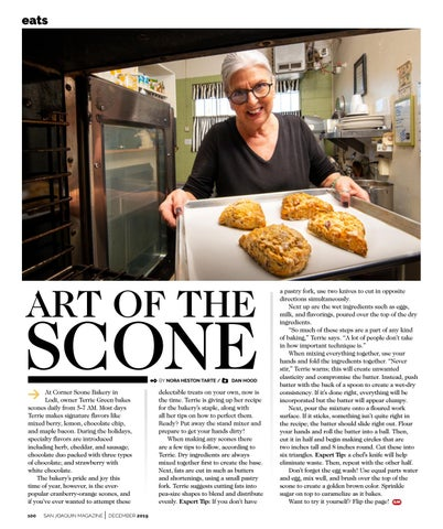 Page 100 of ART OF THE SCONE