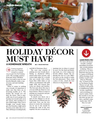 Page 32 of HOLIDAY DÉCOR MUST HAVE