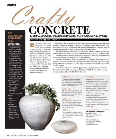 Page 76 of Crafty Concrete