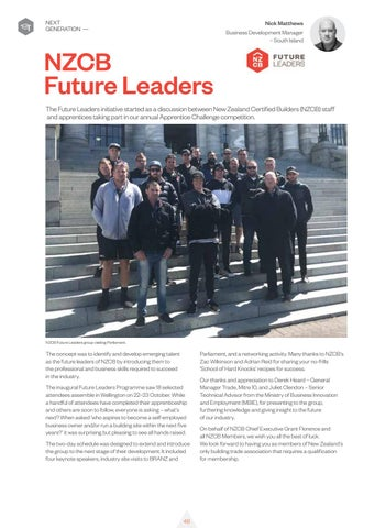 Page 50 of NZCB Future Leaders