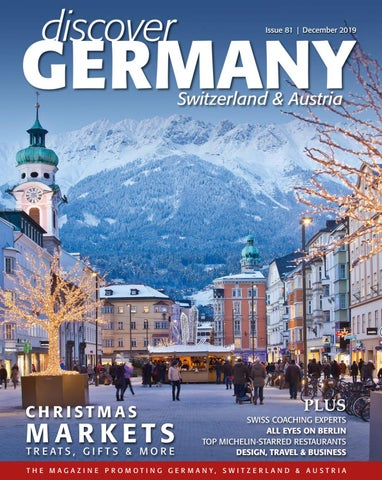 Discover Germany Issue 81 December 2019 By Scan Group Issuu