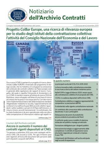 cercare gamma esclusiva all'ingrosso NOTIZIARIO DELL'ARCHIVIO CONTRATTI by Consiglio Nazionale Economia ...