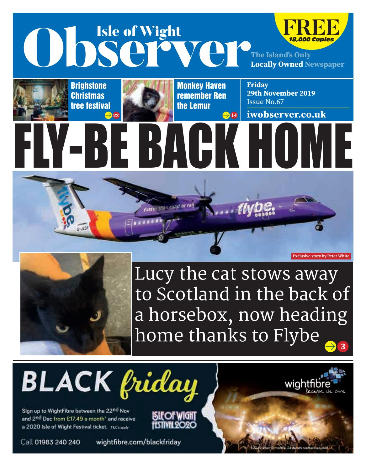 Isle Of Wight Observer Issue 67 By Isle Of Wight Observer Issuu