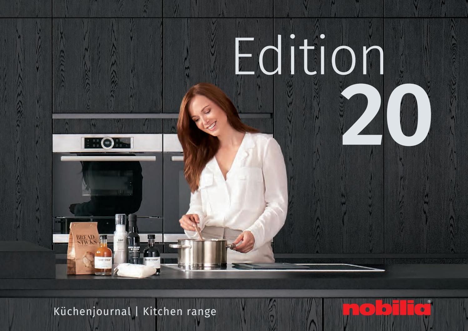Nobilia Kuchen Magazin 2020 By Perspektive Werbeagentur Issuu