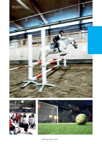 Page 10 of Ridning, fotboll, och hockey på schemat