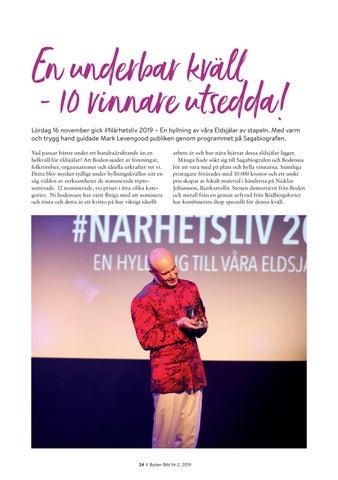 Page 24 of En underbar kväll - 10 vinnare utsedda!
