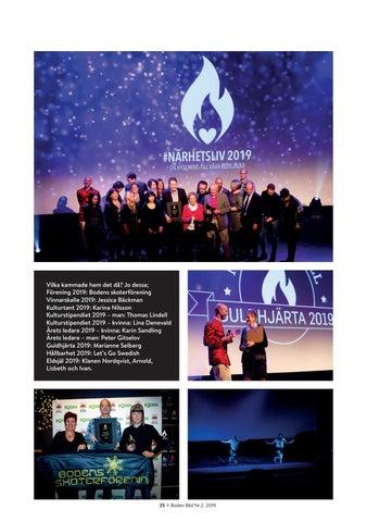 Page 25 of En underbar kväll - 10 vinnare utsedda!