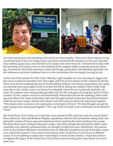 Page 7 of Nolan McBride: Bringing Peace Education to Youth