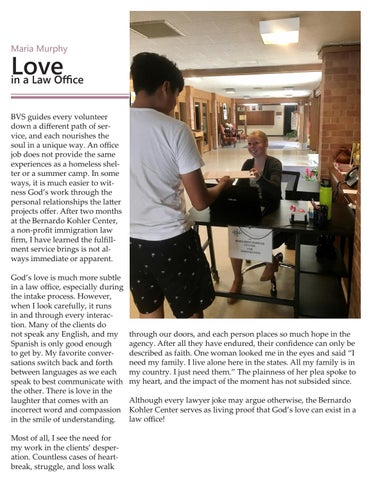 Page 9 of Maria Murphy Love in a Law Office