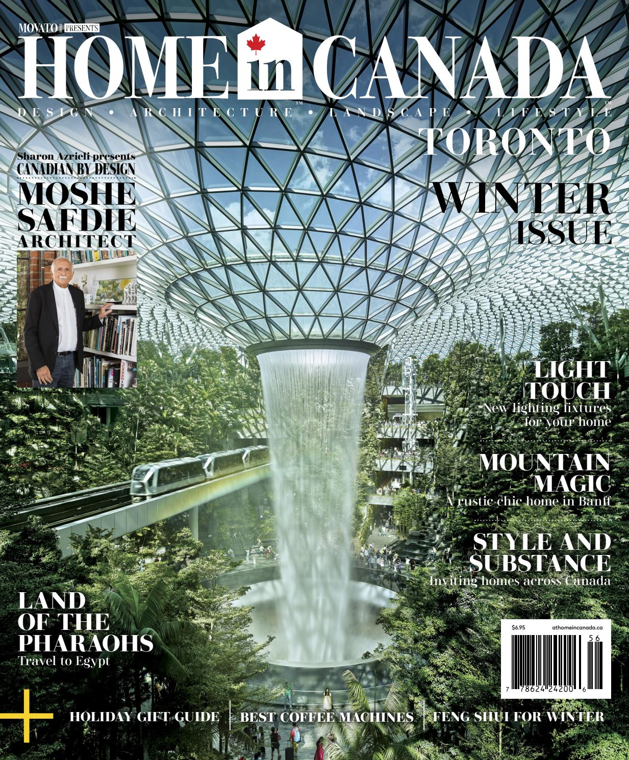 Home In Canada Toronto Winter 2019 By Home In Canada Design Architecture Landscape Lifestyle Issuu
