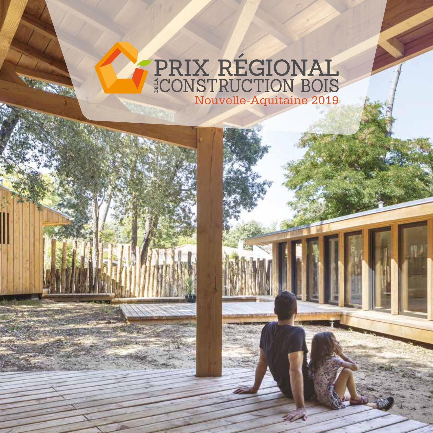 Maison Ossature Bois Suede prix régional de la construction bois nouvelle-aquitaine
