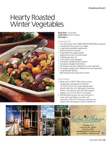 Page 23 of Hearty Roasted Winter Vegetables