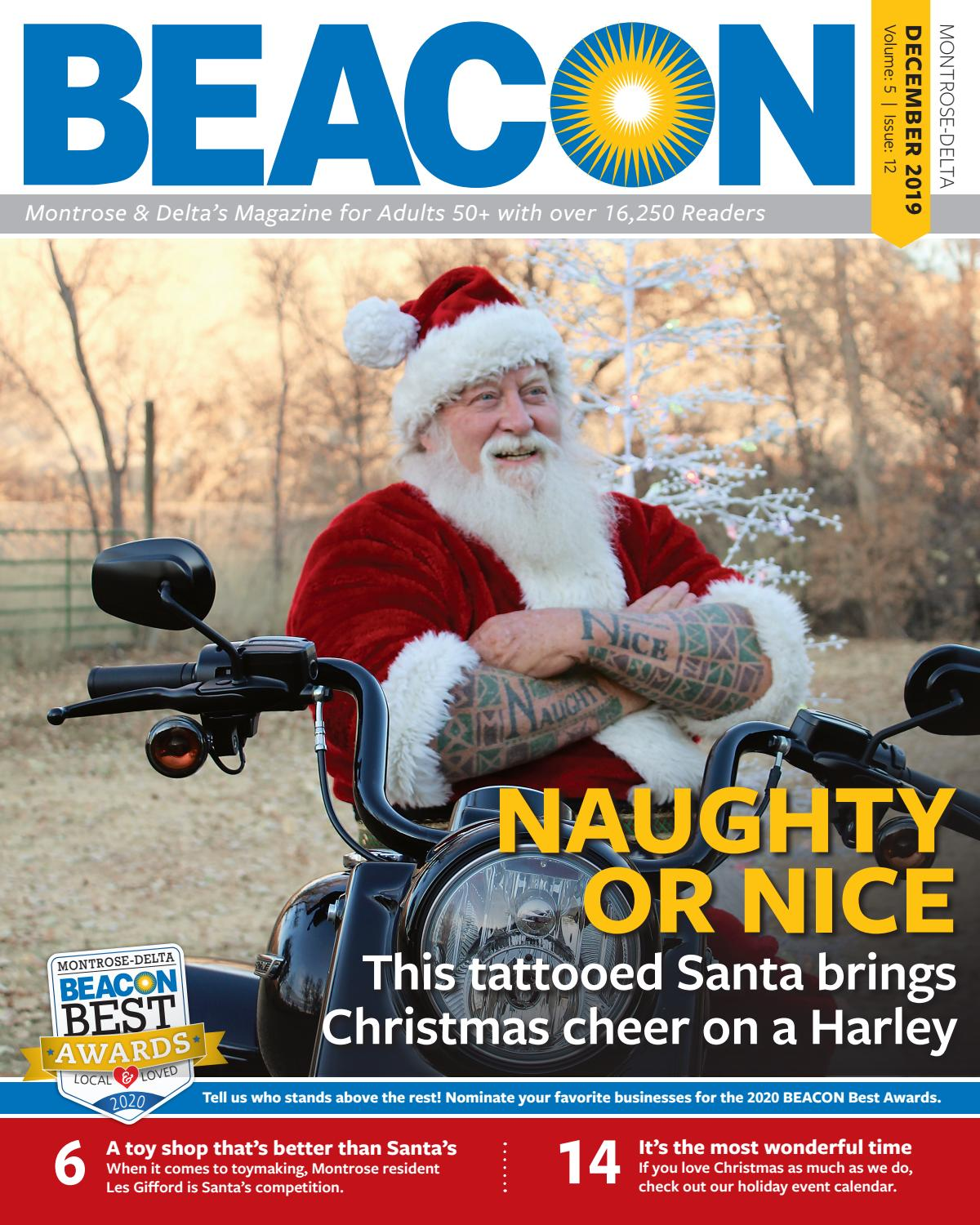 Best Time To Purchase Delta Tix For Christmas 2020 December 2019   Montrose Delta by BEACON Senior Newspaper   issuu