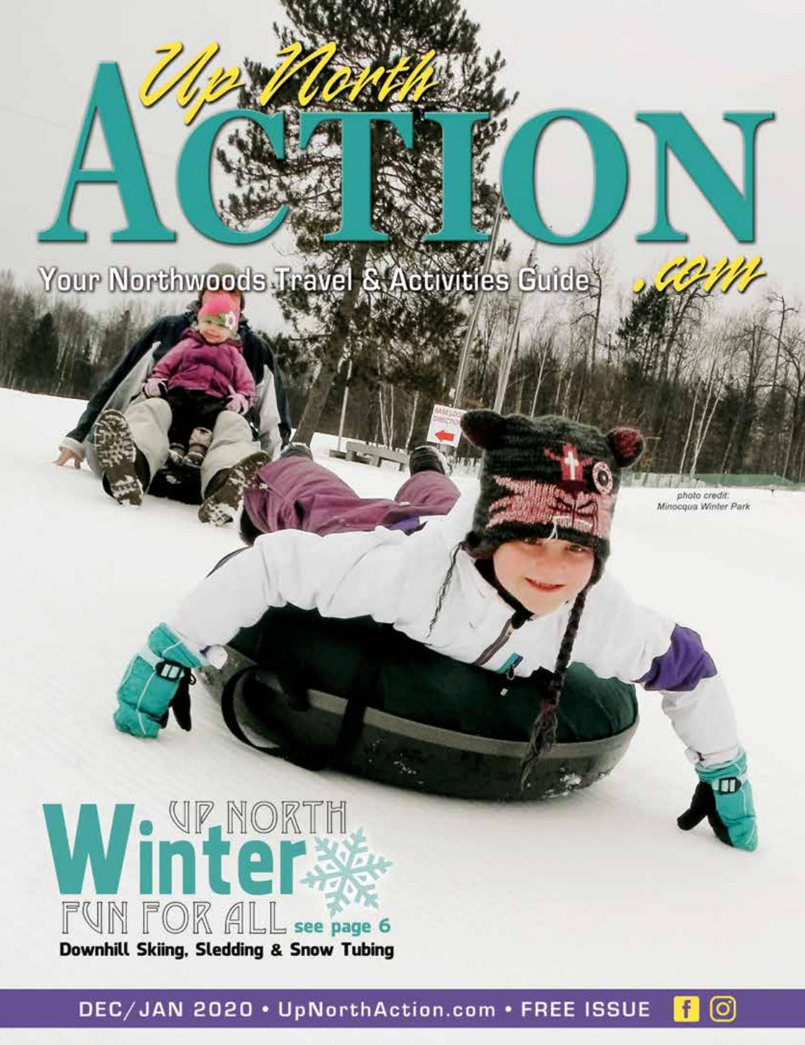 Up North Action Dec/Jan 2020 by 5 Star Marketing & Distribution