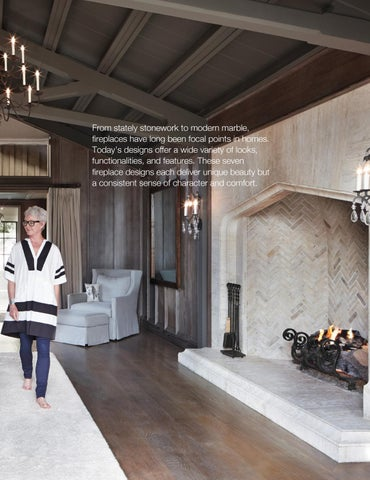 Page 25 of Fireplaces that Inspire