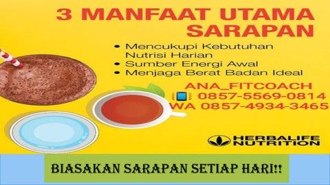 Page 4 of DIET AMPUHH!!, WA 0857-4934-3465, Agen Herbalife Bandung
