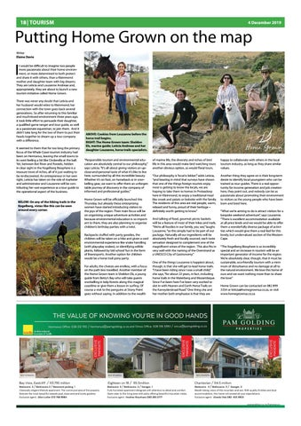 Page 18 of Putting Home Grown on the map