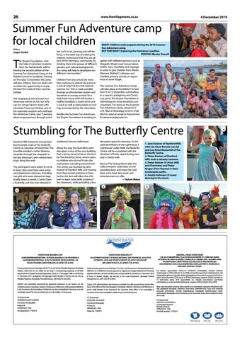 Page 26 of Summer Fun Adventure camp for local children