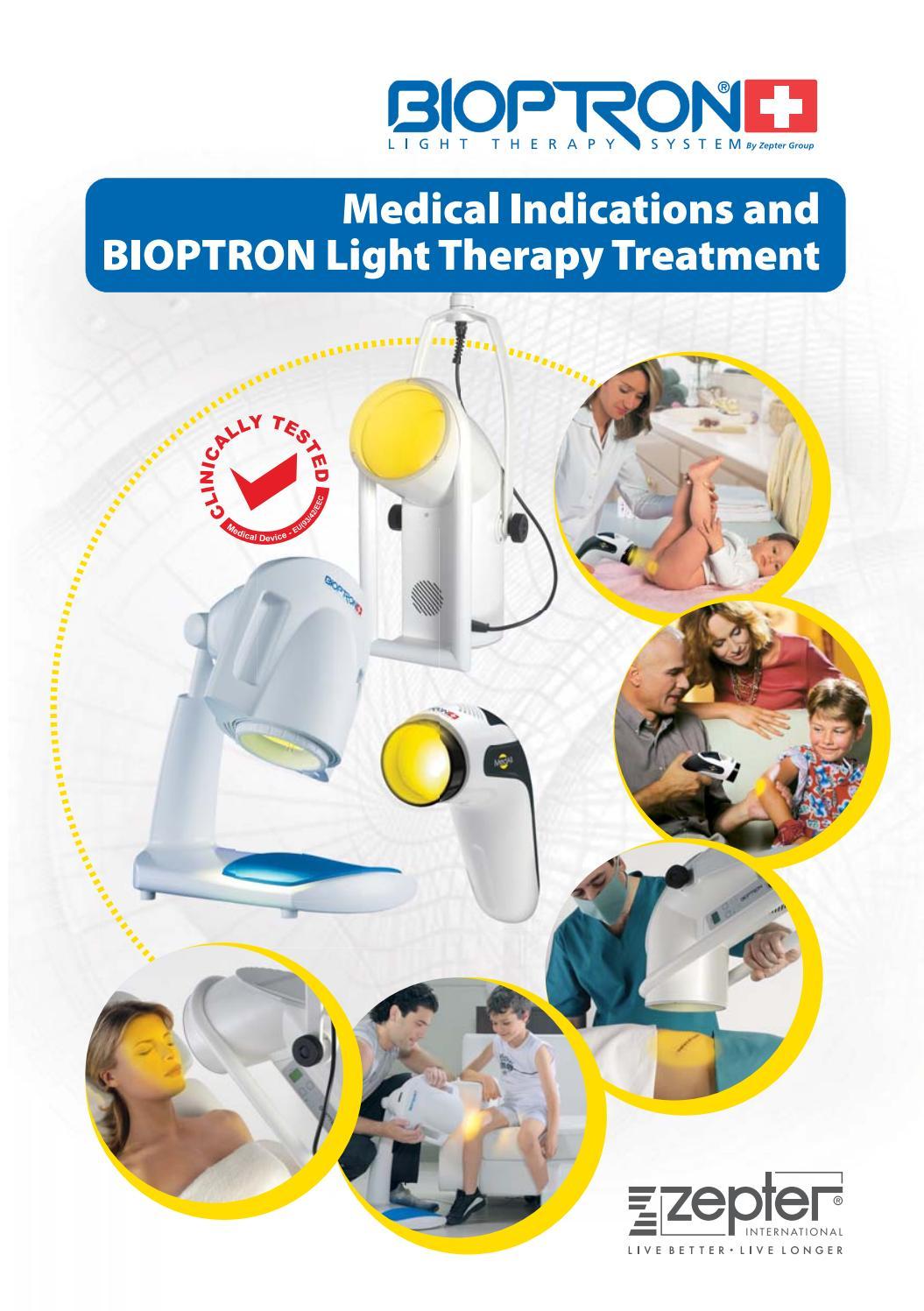 Prostatitis Bioptron