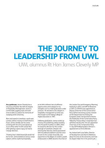 Page 7 of THE JOURNEY TO LEADERSHIP FROM UWL