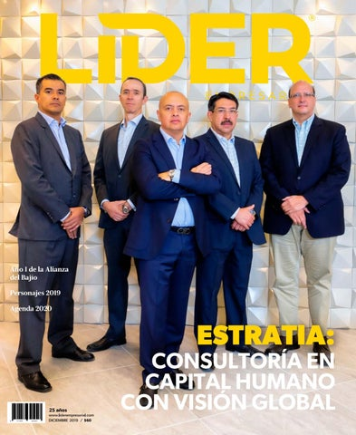 Líder Empresarial No. 299