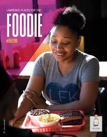 Page 16 of LAWRENCE PLACES FOR THE FOODIE