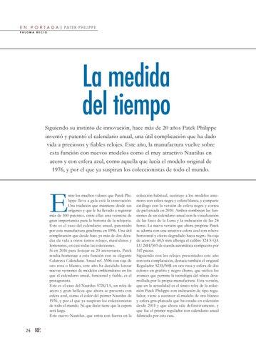 Page 24 of La medida del tiempo