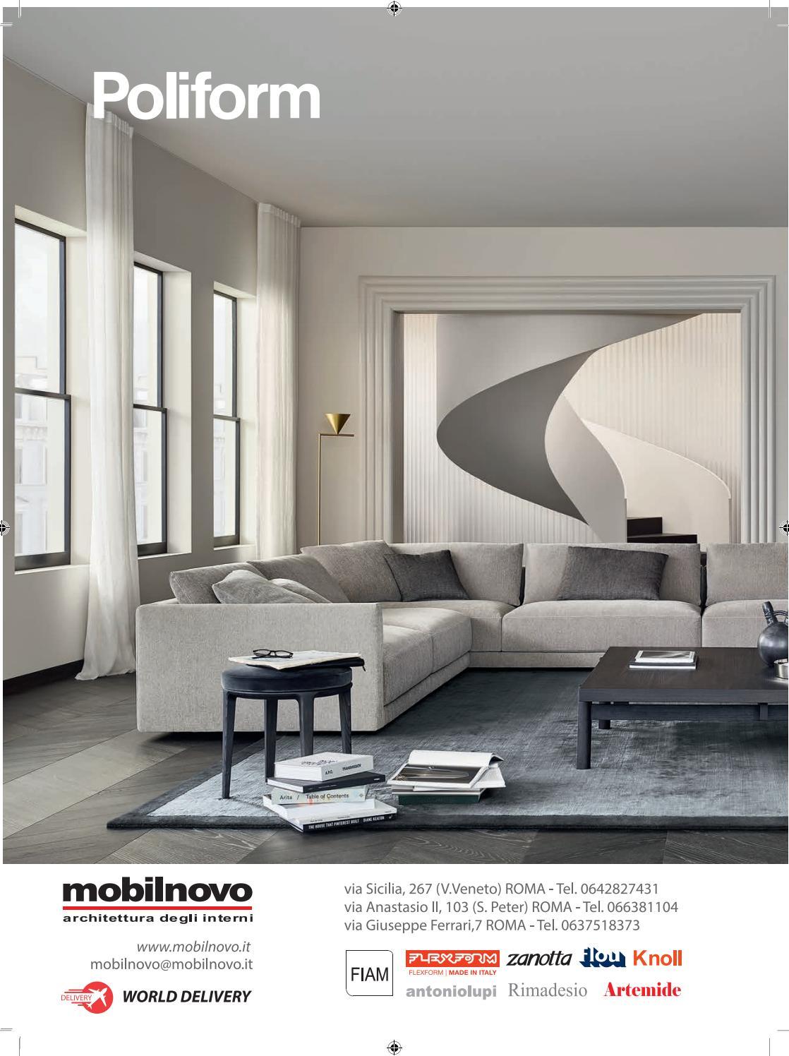 Design Degli Interni Roma where magazine rome dec 2019 | vebuka