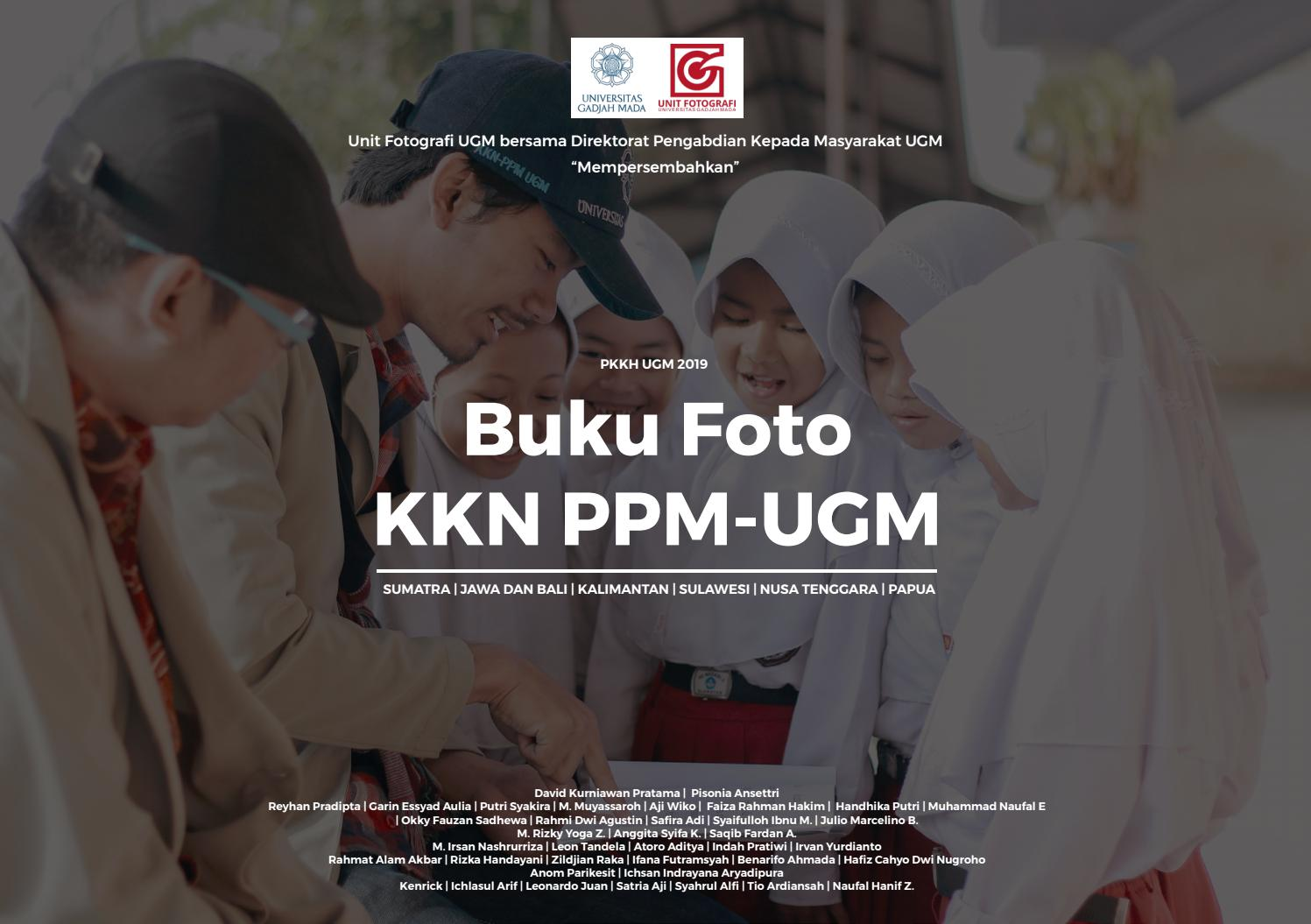 Buku Foto Pameran KKN PPM UGM 2019 By VICKY HERMAWAN Issuu