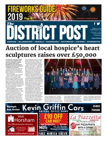 The District Post 1st November 2019 By The District Post Issuu