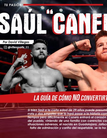 """Page 14 of SAÚL """"CANELO"""" ÁLVAREZ"""