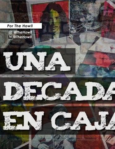 Page 54 of Una Década en Cajas