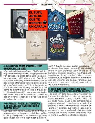 Page 65 of Recomendación Literaria TÍTULOS MÁS VENDIDOS