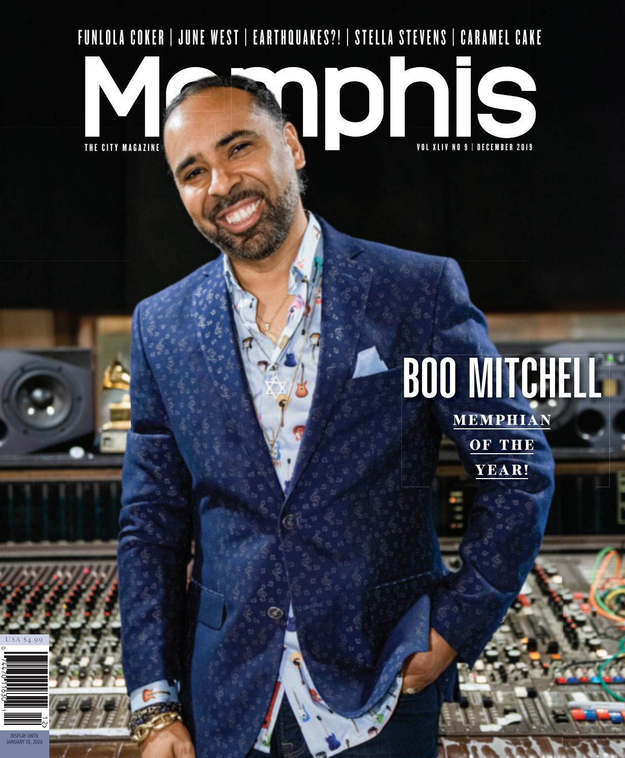 Memphis Magazine December 2019 by Contemporary Media issuu