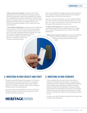 Page 11 of Investing in Inspiring Education through the Heritage Fund