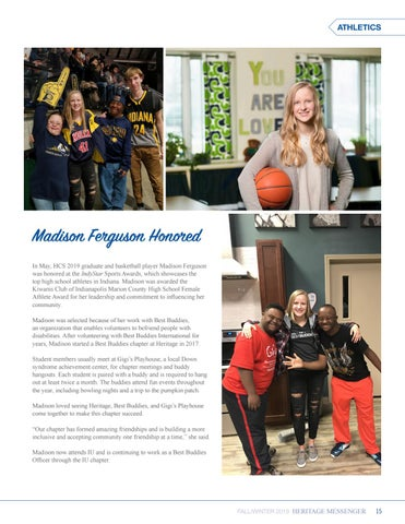 Page 15 of Madison Ferguson Honored