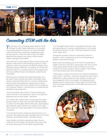 Page 18 of Connecting STEM with the Arts