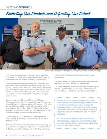Page 4 of Protecting Our Students and Defending Our School