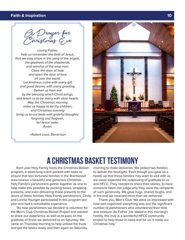 Page 11 of December 2019 Newsletter