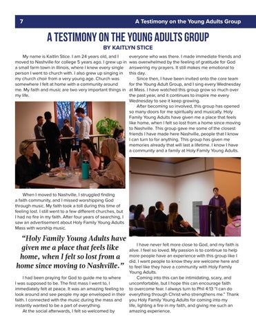 Page 8 of December 2019 Newsletter