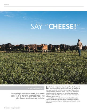"""Page 10 of SAY """"CHEESE!"""""""