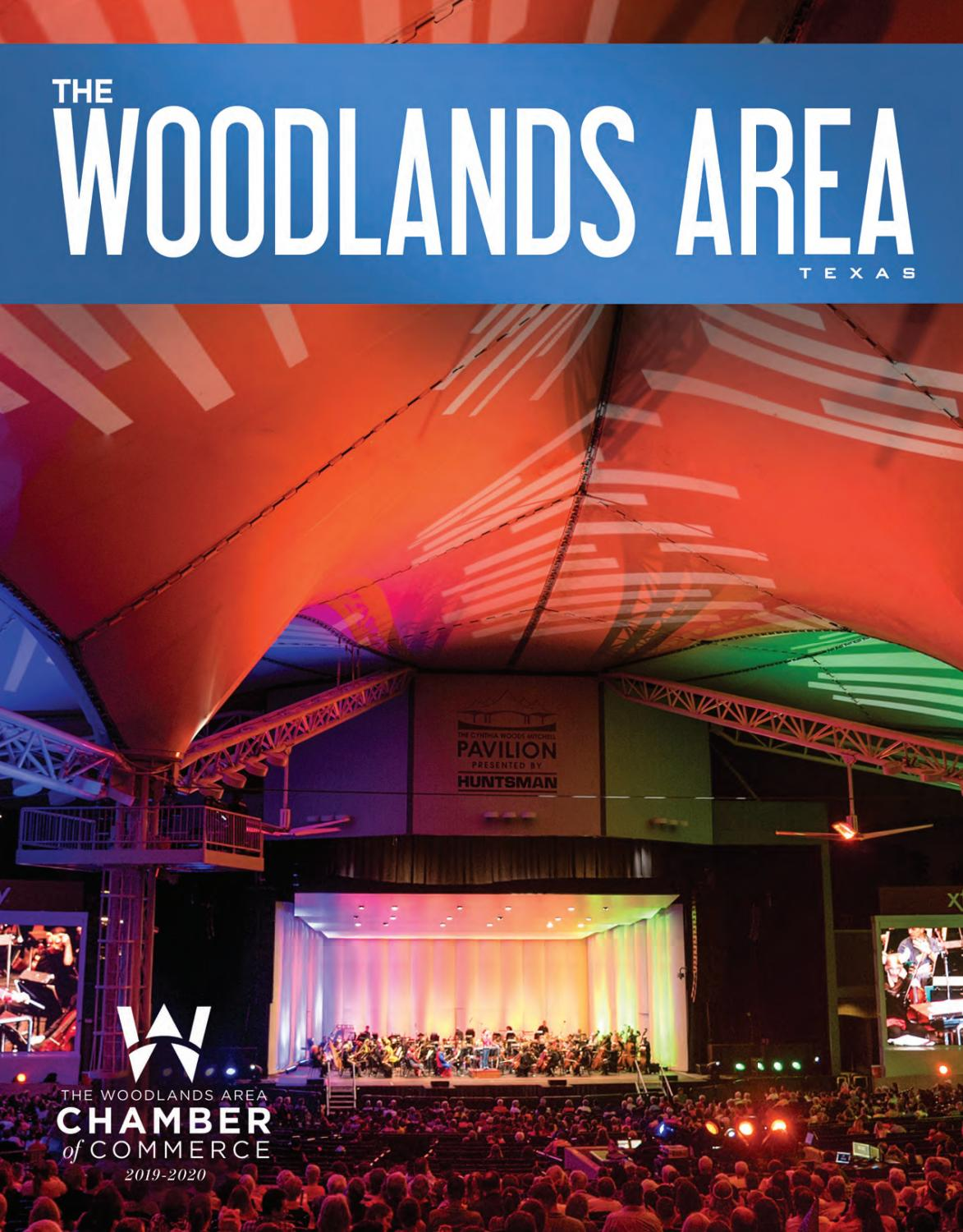The Woodlands TX Community Profile by Town Square