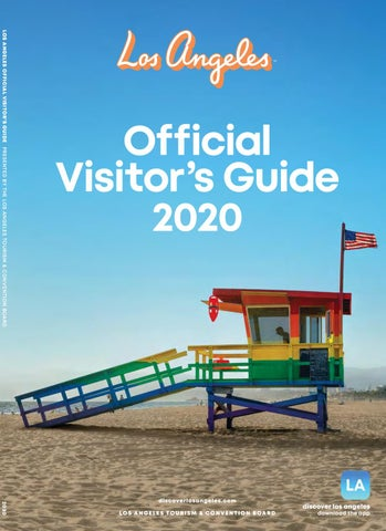 Los Angeles Official Visitor S Guide 2020 By Los Angeles